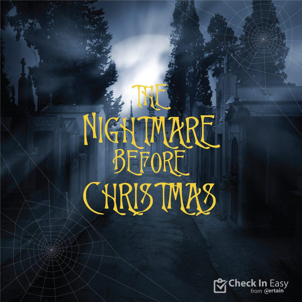 The Nightmare Before Christmas Theme: A Guide For Your Company\'s ...