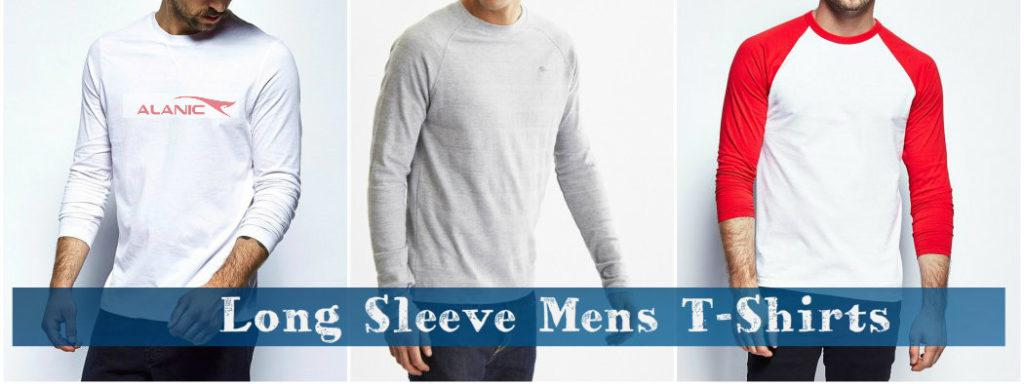 Explore The New Trends With Different Types Of Long Sleeve T ...