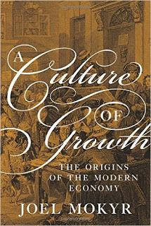 How did the culture of growth evolve?