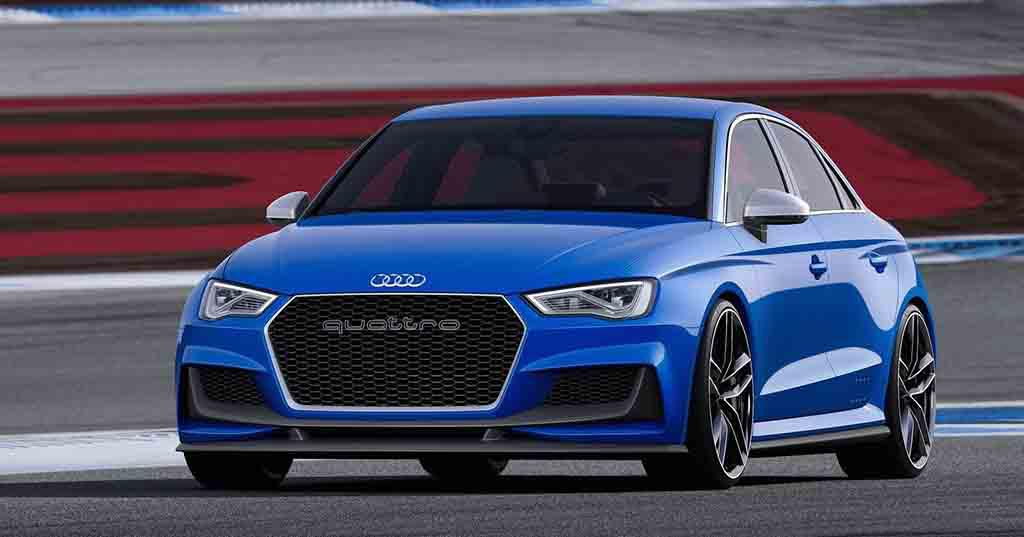 Introducing the Newest Audi RS3