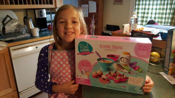 Review – Making Cupcakes with the Ultimate Baking Starter Set