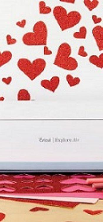 Make Your Own Valentine S Day Card With Cricut Blogcatalog