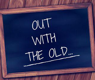Out With the Old,In With the…Old?