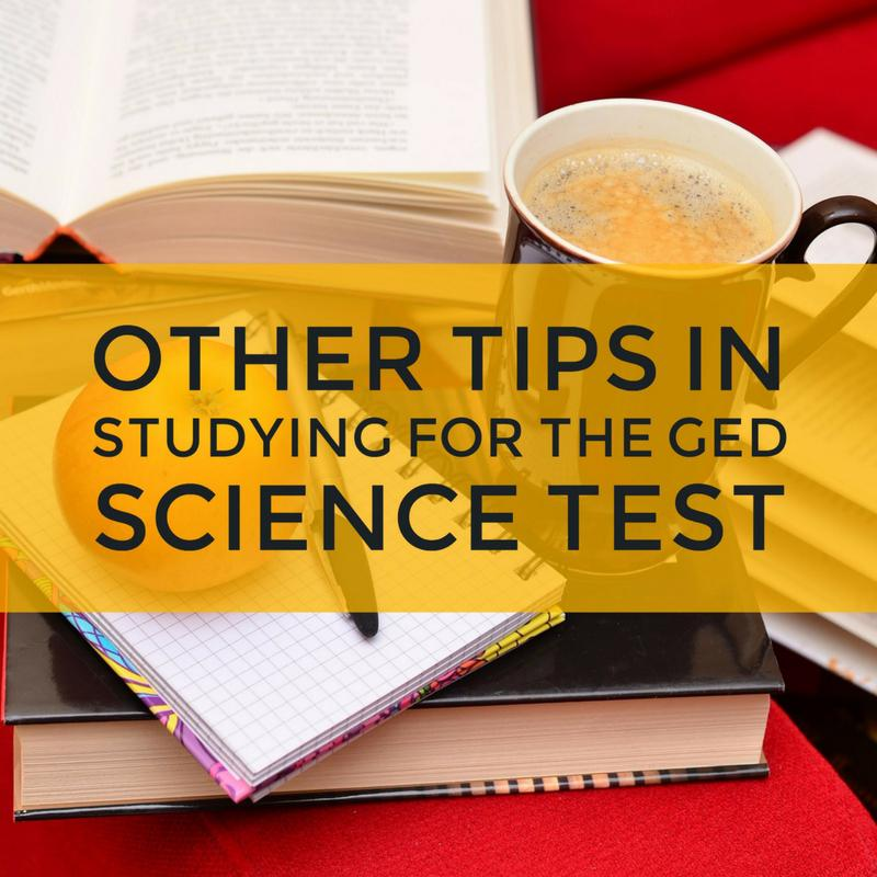 Everything you need to know about GED Science Test