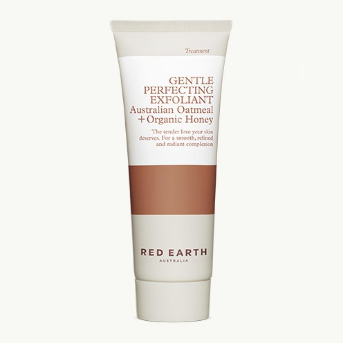 Autumn Skin Care | Track Mode | Horse Racing and Fashion | Red Earth Gentle Perfecting Exfoliant