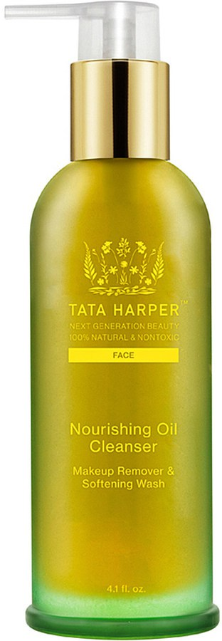 Autumn Skin Care | Track Mode | Horse Racing and Fashion | Tata Harper Nourishing Oil Cleanser