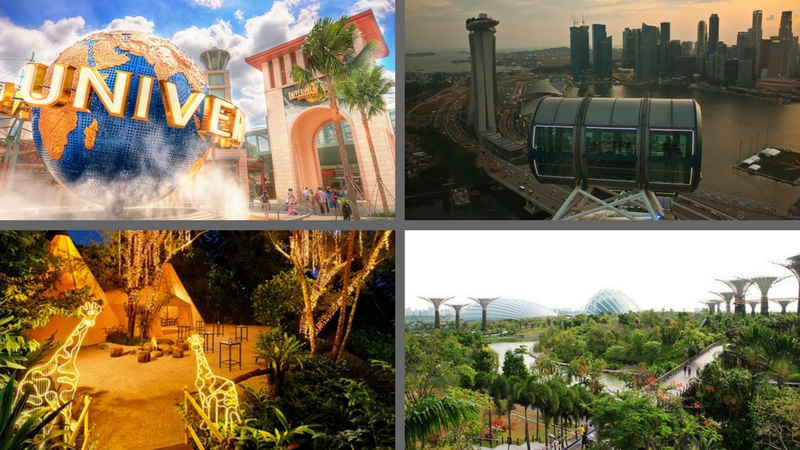 Top 10 Attractions In Singapore That You Should Not Miss