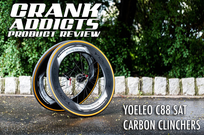 Yoeleo Carbon Clincher车轮评论